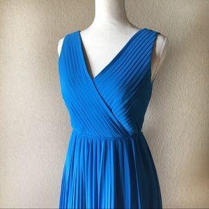 Modcloth Dresses - Modcloth Geode Chiffon Pleated Dress
